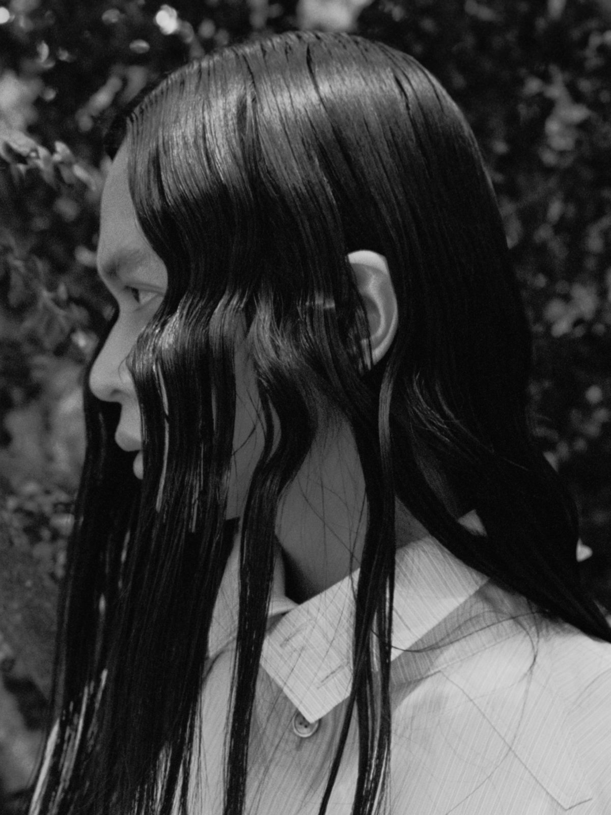 Special Yohji Yamamoto styled by Arthur Mayadoux shot by Niklas Bergstrand