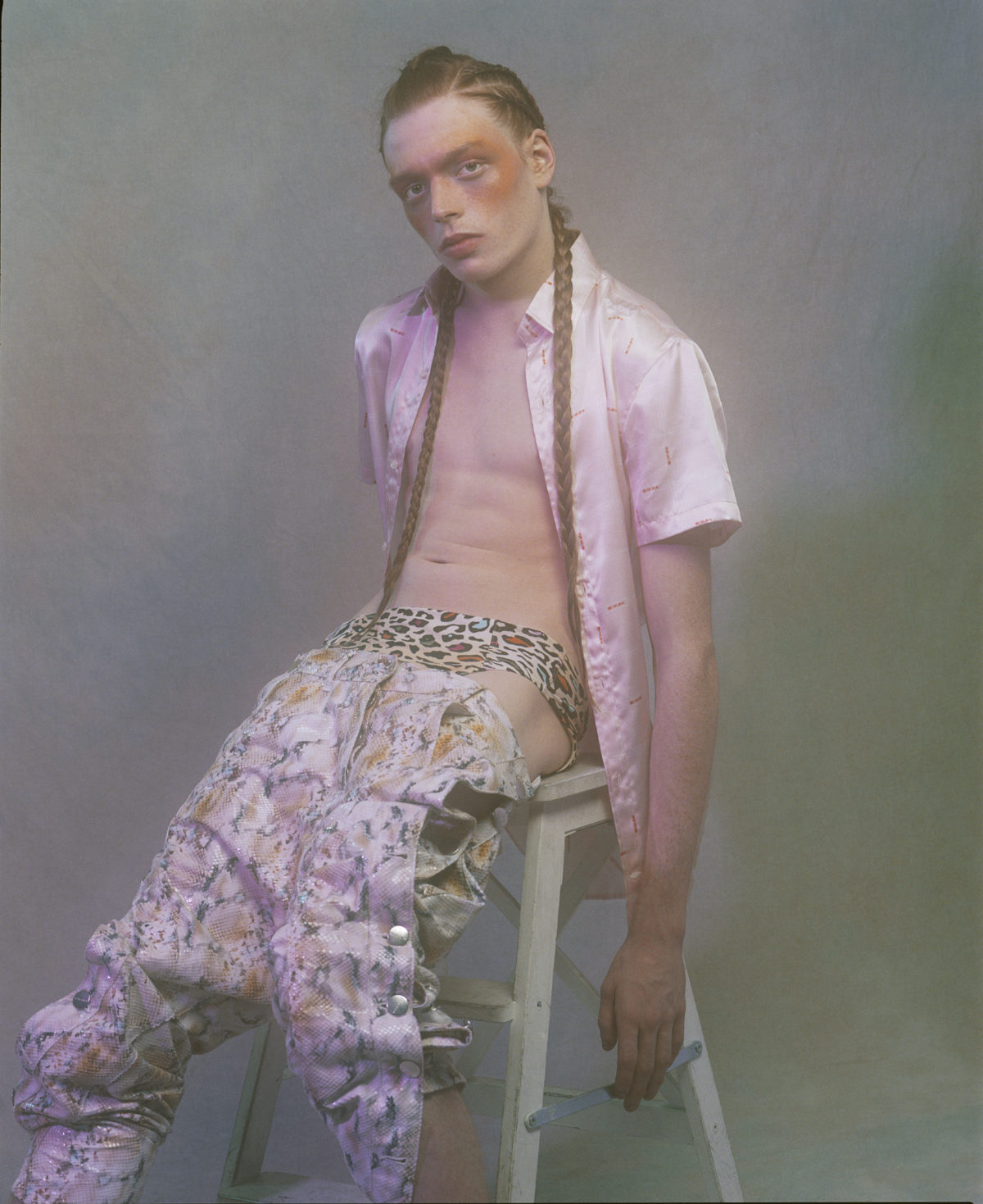 A PART PARUTIONS #2 (c) Alexandre Haefeli styled by Arthur Mayadoux with Icosae, Neith Nyer & Lucien Pellat Finet