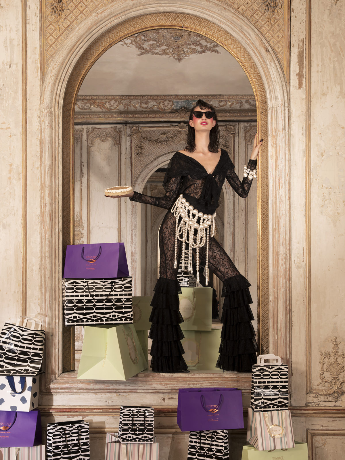 A NOUS PARIS shot by Calypso Mahieu styled by Arthur Mayadoux with Vogue, Faith Connexion, Superbe, Dior, Moy Paris