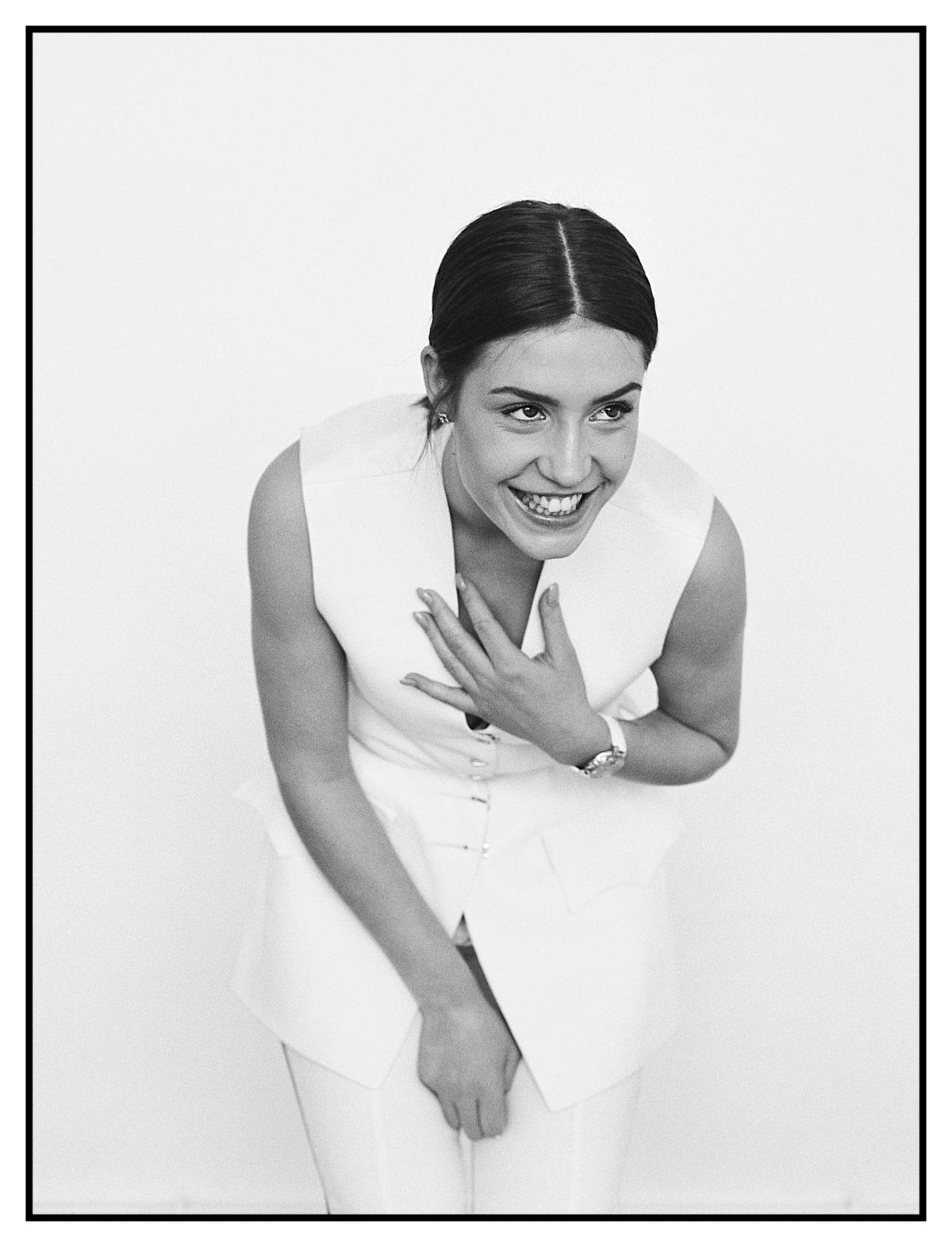 Adele Exarchopoulos (c) Stéphanie Volpato - style Arthur Mayadoux - Harper's Bazar Brazil