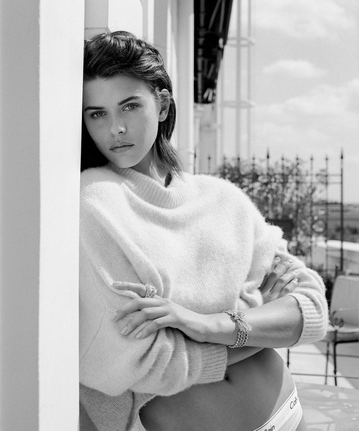 Vogue Ukrainre Special Cartier Haute Joaillerie / Photographer Stephanie Volpato Style Arthur Mayadoux