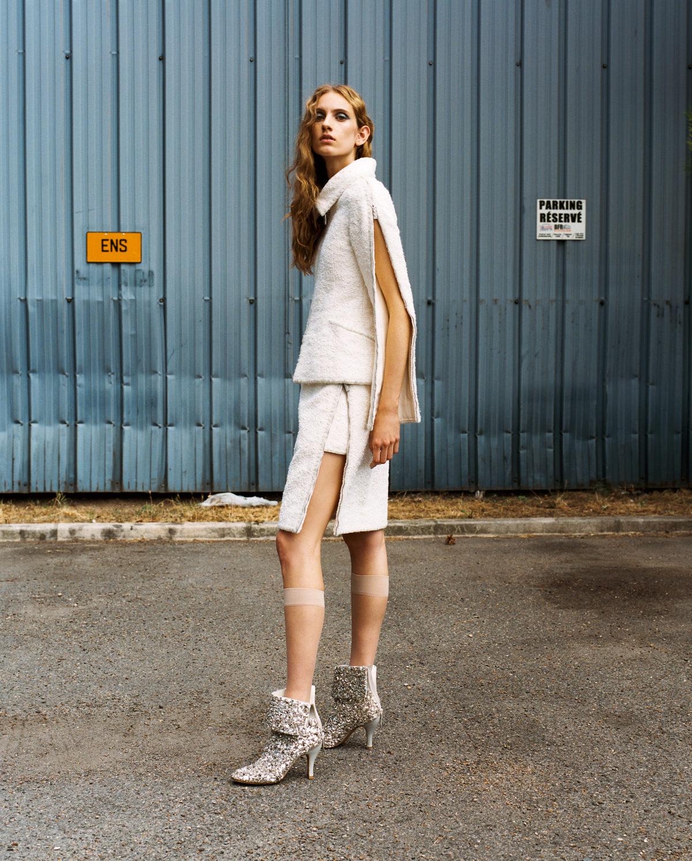 Harper's Bazaar Brasil - Chanel Haute Couture FW19 - Photo Stéphanie Volpato - Style Arthur Mayadoux