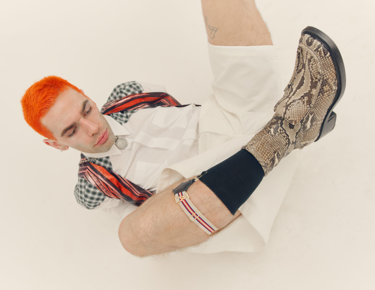 Egon Schiele Project Photgrapher Will and Joan Style Arthur Mayadoux Talent Luc Bruyere