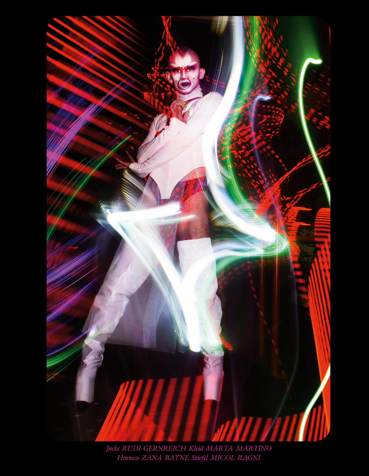 TUSH 44 Special Rudi Gernreich styled by Arthur Mayadoux shot by Pierrick Rocher