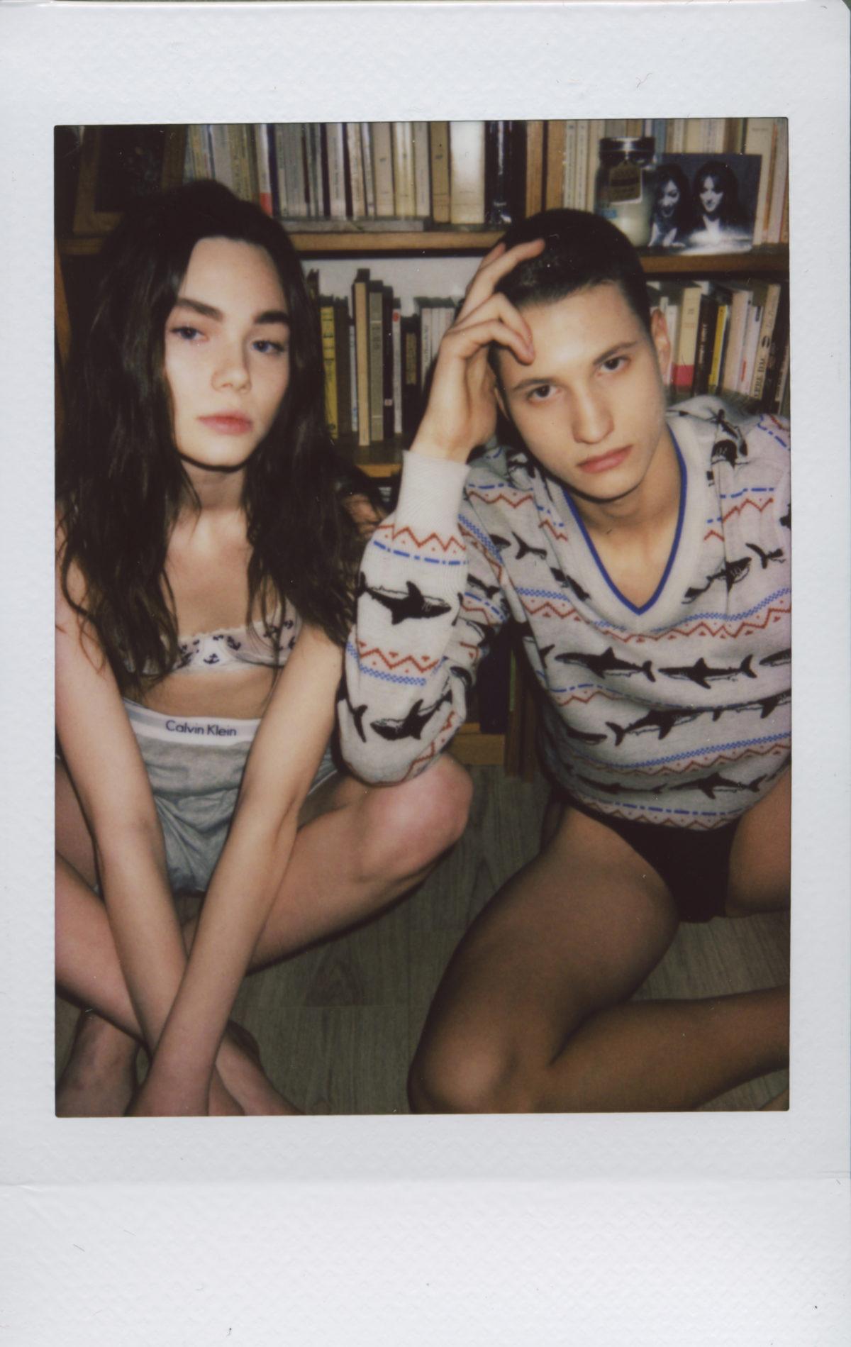 Marijo Zupanov x Arthur Mayadoux VOYEUR Fanzine