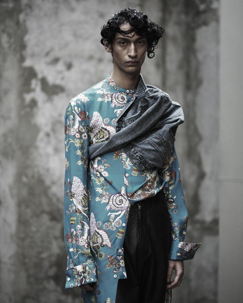 Vogue Man Arabia (c) Rasmus Mogensen - Style Arthur Mayadoux